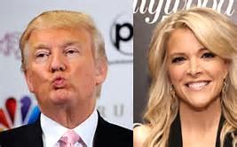 Donald Trump-Meghan Kelly